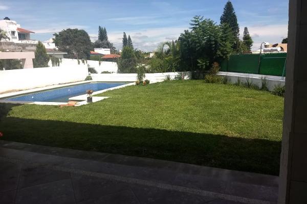 Foto de casa en venta en laguna 56, lomas de cocoyoc, atlatlahucan, morelos, 5390243 No. 02