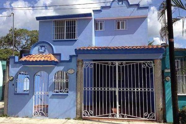 Foto de casa en venta en laguna cupilco 13 , villa de las flores, centro, tabasco, 6163297 No. 01