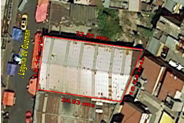 Foto de nave industrial en venta en laguna de guzman , anahuac ii sección, miguel hidalgo, df / cdmx, 18305282 No. 02