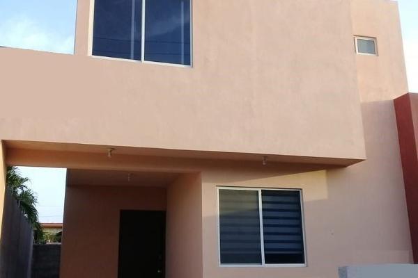 Foto de casa en venta en  , laguna de la puerta, altamira, tamaulipas, 3160650 No. 01