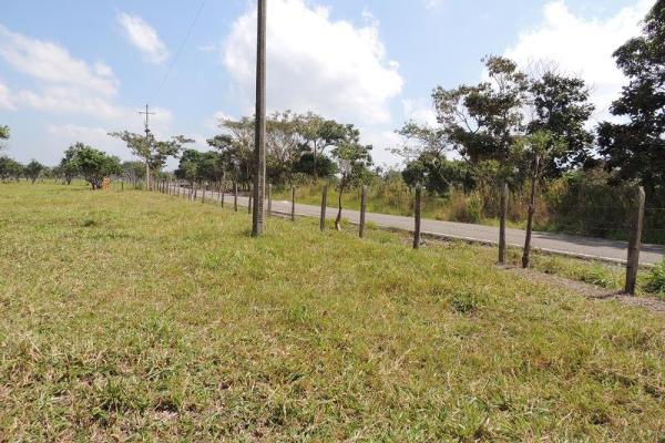 Foto de terreno habitacional en venta en laguna de los limones , huimanguillo, huimanguillo, tabasco, 8294017 No. 18
