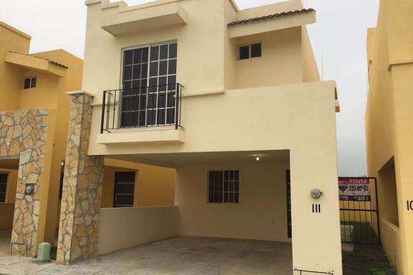 Foto de casa en venta en laguna de términos , villas laguna, tampico, tamaulipas, 3224255 No. 01