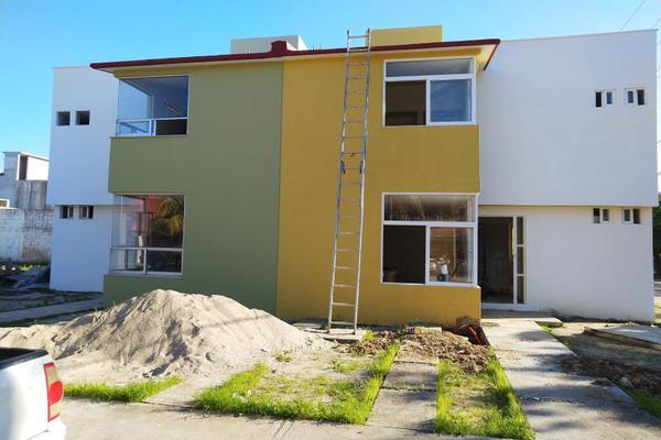 Foto de casa en venta en laguna del corcho 201, lagunas, centro, tabasco, 5937370 No. 01