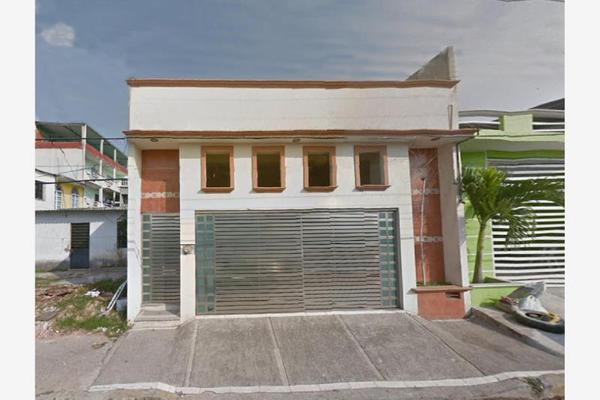 Foto de casa en venta en laguna del espejo 223, guadalupe borja, centro, tabasco, 8449010 No. 01