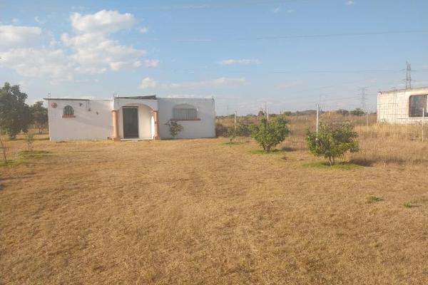 Foto de terreno comercial en venta en  , lagunillas, huimilpan, querétaro, 7241998 No. 07
