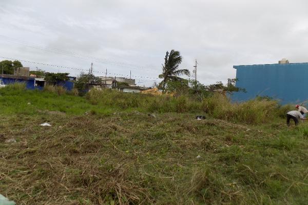 Foto de terreno habitacional en venta en lanha lote 8 , nueva imagen, coatzacoalcos, veracruz de ignacio de la llave, 5318852 No. 01
