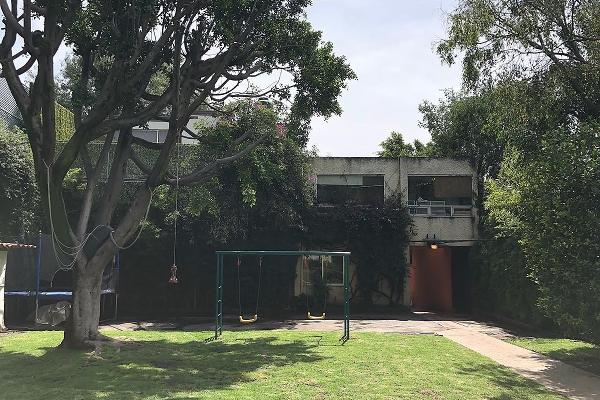 Foto de casa en venta en  , las aguilas 1a sección, álvaro obregón, distrito federal, 5678315 No. 01