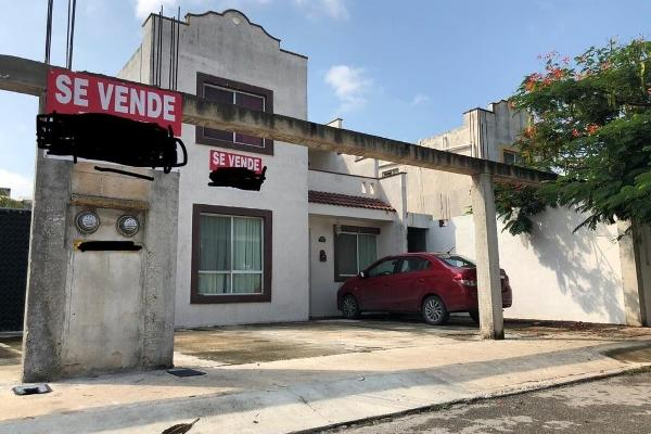 Foto de casa en venta en  , las américas ii, mérida, yucatán, 14028420 No. 01