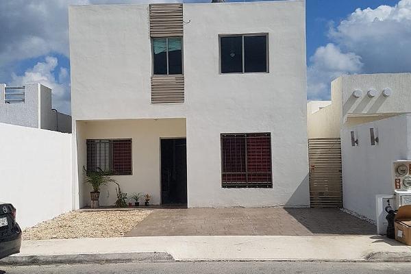 Foto de casa en venta en 49c , las américas ii, mérida, yucatán, 5677134 No. 01