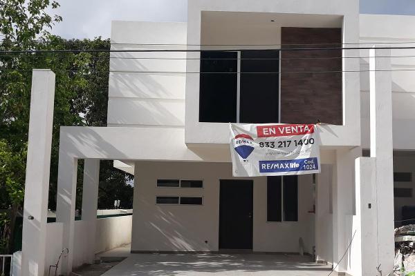 Foto de casa en venta en  , las américas, tampico, tamaulipas, 12266593 No. 01