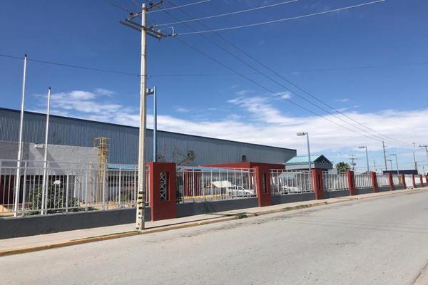 Foto de nave industrial en renta en  , las américas, torreón, coahuila de zaragoza, 12060104 No. 02