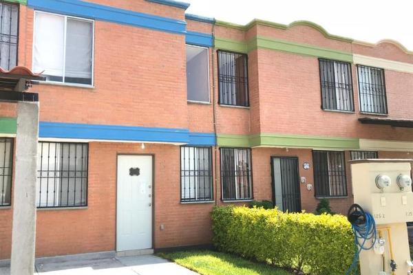 Foto de casa en renta en  , fraccionamiento granjas la cal, salamanca, guanajuato, 7933412 No. 01
