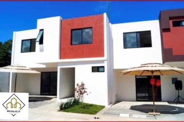 Foto de casa en venta en  , las bajadas, veracruz, veracruz de ignacio de la llave, 6140903 No. 01
