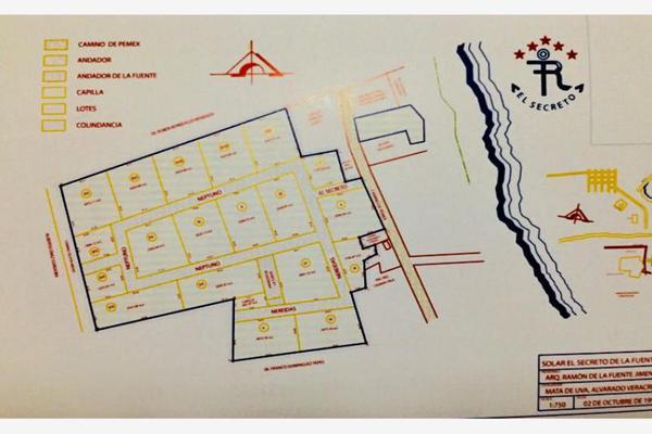 Foto de terreno habitacional en venta en  , las bajadas, veracruz, veracruz de ignacio de la llave, 7274905 No. 07