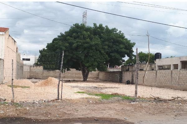Foto de terreno habitacional en renta en  , las brisas del norte, mérida, yucatán, 6150768 No. 01