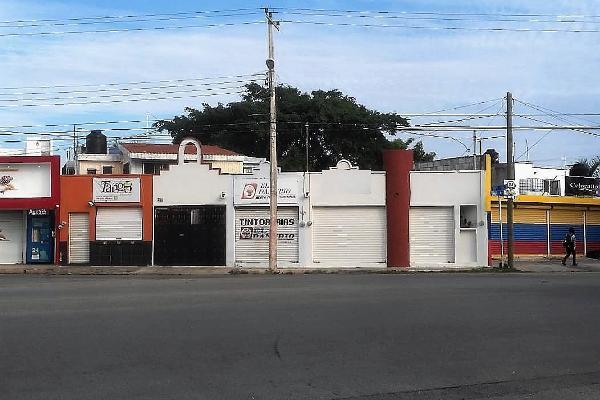 Foto de local en renta en  , las brisas, mérida, yucatán, 5672603 No. 01