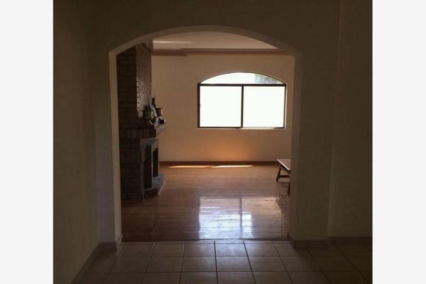 Foto de casa en renta en  , las cabañas, saltillo, coahuila de zaragoza, 5878470 No. 01