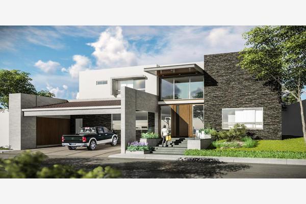 Foto de casa en venta en las campanas 1, rincón de la sierra, monterrey, nuevo león, 8290691 No. 01