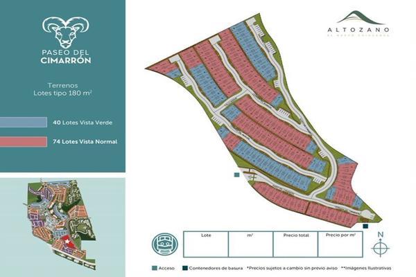 Foto de terreno habitacional en venta en  , las canteras, chihuahua, chihuahua, 0 No. 04
