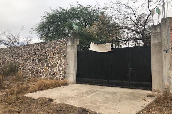 Foto de terreno habitacional en venta en  , las corraletas (familia castillo), tequisquiapan, querétaro, 10024991 No. 01