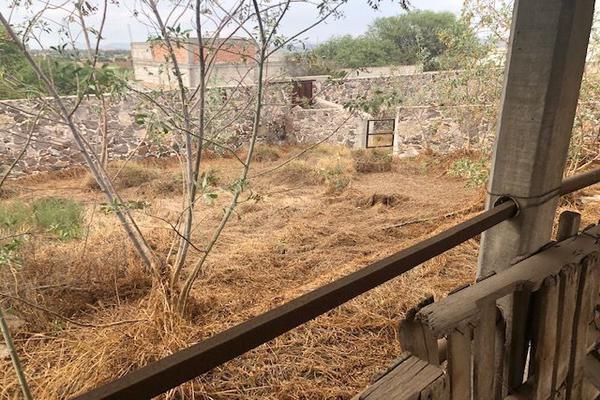 Foto de terreno habitacional en venta en  , las corraletas (familia castillo), tequisquiapan, querétaro, 10024991 No. 08