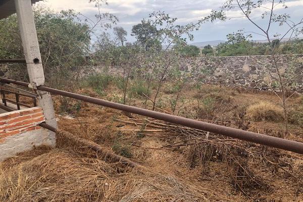 Foto de terreno habitacional en venta en  , las corraletas (familia castillo), tequisquiapan, querétaro, 10024991 No. 12