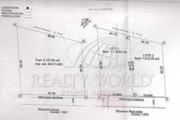 Foto de terreno habitacional en venta en  , las cristalinas, santiago, nuevo león, 6191698 No. 01
