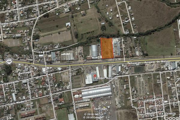 Foto de terreno habitacional en venta en  , las cruces, amozoc, puebla, 6135820 No. 01