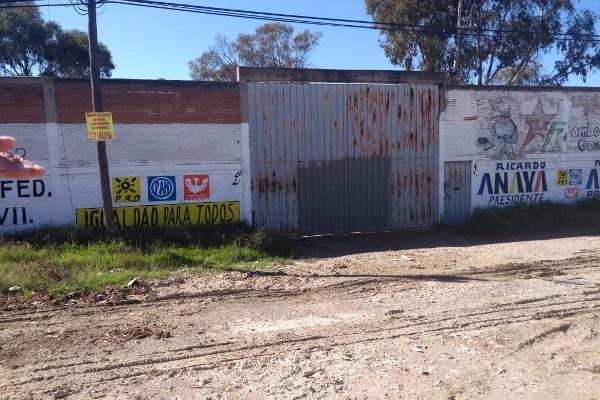 Foto de terreno habitacional en venta en  , las cruces, amozoc, puebla, 6135820 No. 04
