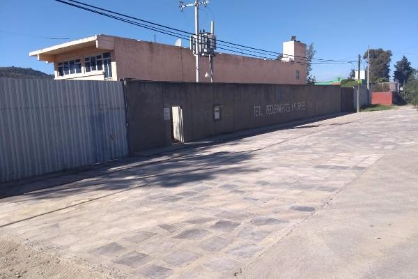 Foto de terreno habitacional en venta en  , las cruces, amozoc, puebla, 6135820 No. 09