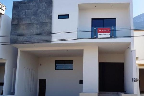 Foto de casa en venta en  , las cumbres 5 sector c, monterrey, nuevo león, 8092306 No. 02