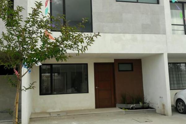 Foto de casa en venta en  , las cumbres, san andrés cholula, puebla, 7210526 No. 01