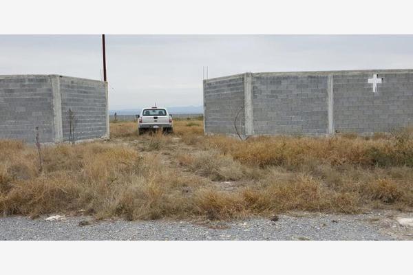 Foto de terreno industrial en venta en  , las escobas, pesquería, nuevo león, 5821697 No. 01