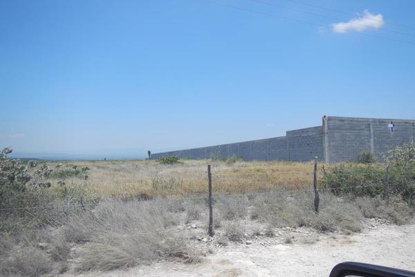 Foto de terreno industrial en venta en  , las escobas, pesquería, nuevo león, 5821697 No. 04