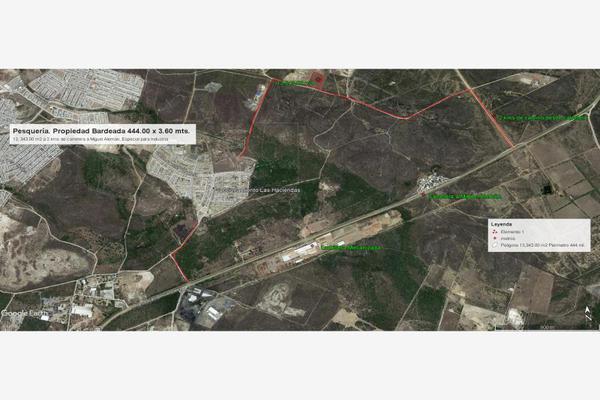 Foto de terreno industrial en venta en  , las escobas, pesquería, nuevo león, 5821697 No. 14