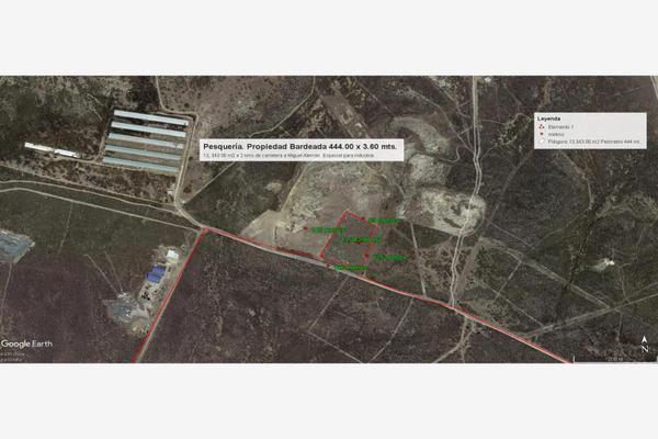 Foto de terreno industrial en venta en  , las escobas, pesquería, nuevo león, 5821697 No. 15