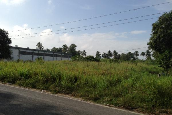 Foto de terreno comercial en renta en  , las flores 2a secc, paraíso, tabasco, 2635481 No. 04