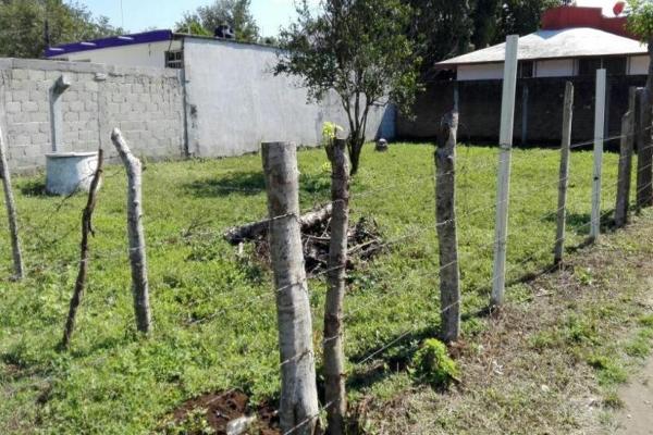 Foto de terreno habitacional en venta en las flores , el tejar, medellín, veracruz de ignacio de la llave, 5916175 No. 01
