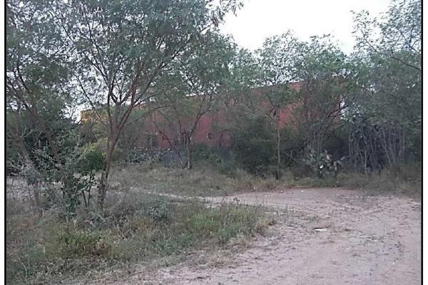 Foto de terreno habitacional en venta en  , las flores, guadalupe, nuevo león, 14003496 No. 01