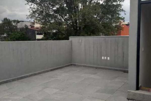 Foto de casa en condominio en venta en las flores , las águilas, álvaro obregón, df / cdmx, 5912887 No. 11