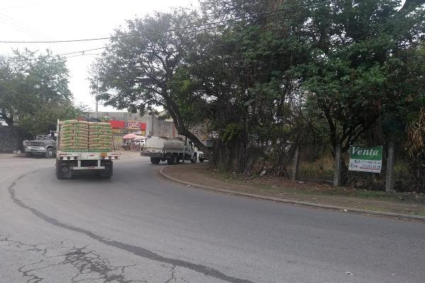 Foto de terreno habitacional en venta en  , las fuentes, jiutepec, morelos, 7962061 No. 01
