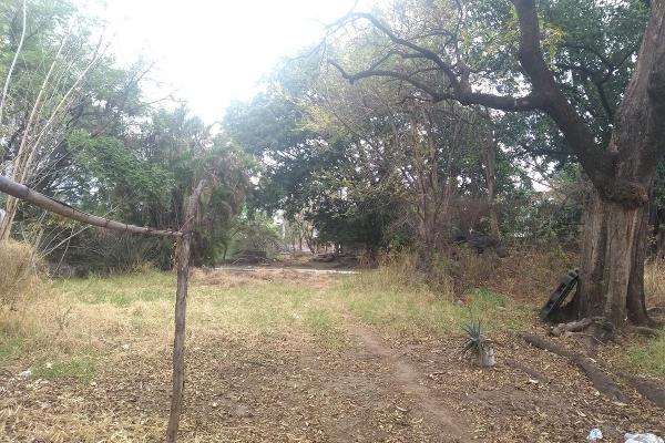 Foto de terreno habitacional en venta en  , las fuentes, jiutepec, morelos, 7962061 No. 04