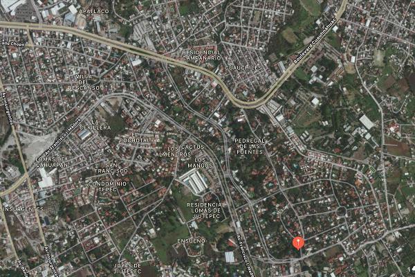 Foto de terreno habitacional en venta en  , las fuentes, jiutepec, morelos, 7962061 No. 05