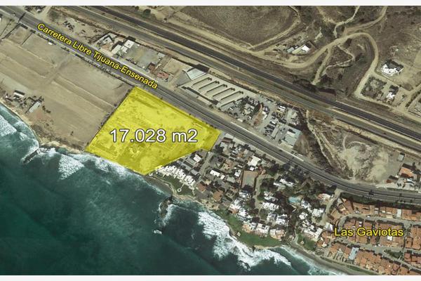 Foto de terreno comercial en venta en las gaviotas 22740, las gaviotas, playas de rosarito, baja california, 0 No. 01