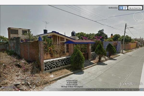 Foto de casa en venta en las gladiolas 11, volcanes de cuautla, cuautla, morelos, 5373172 No. 01