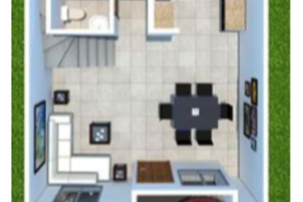 Foto de casa en venta en las haciendas , misión de carrillo, querétaro, querétaro, 6202362 No. 03