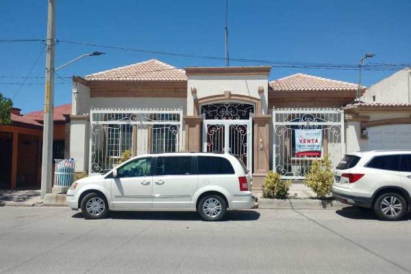 Foto de casa en venta en  , las haciendas, delicias, chihuahua, 5367621 No. 01