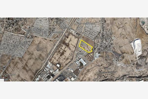 Foto de terreno habitacional en venta en  , las huertas, gómez palacio, durango, 3071557 No. 01