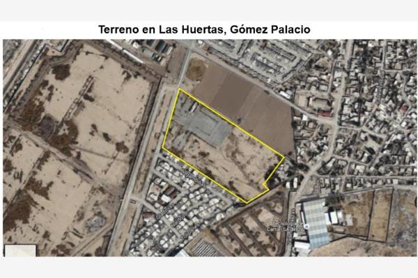 Foto de terreno habitacional en venta en  , las huertas, gómez palacio, durango, 3071557 No. 02