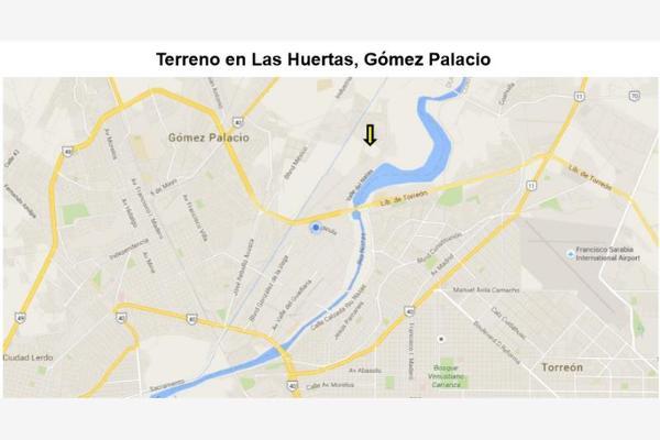 Foto de terreno habitacional en venta en  , las huertas, gómez palacio, durango, 3071557 No. 05